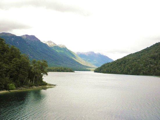 Antares Patagonia Suites & Eventos: Caminho entre San Martin e Bariloche (região dos lagos)