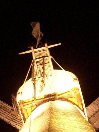 Union Mill: Cap at Night