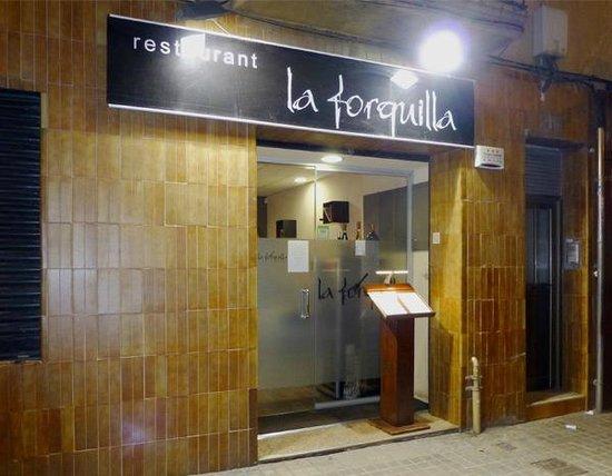 La Forquilla Restaurant: The exterior of the restaurant