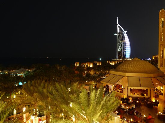 Jumeirah Al Qasr at Madinat Jumeirah: View from Club Executive