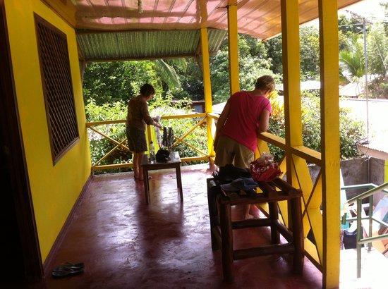 Cabinas El Icaco Tortuguero: Cabinas Icaco