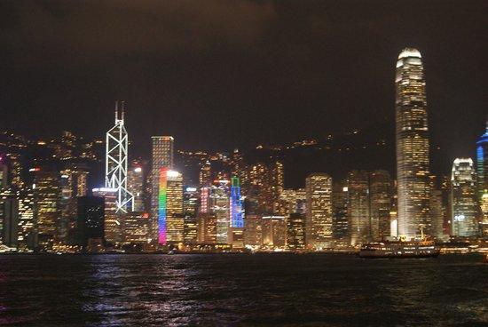Kowloon Shangri-La Hong Kong: View from Shangri La
