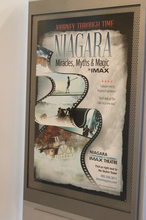 IMAX Theatre Niagara Falls : Poster