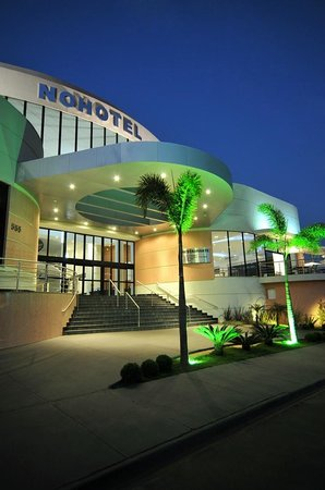 Hotel Nohotel Premium: Frente do Hotel