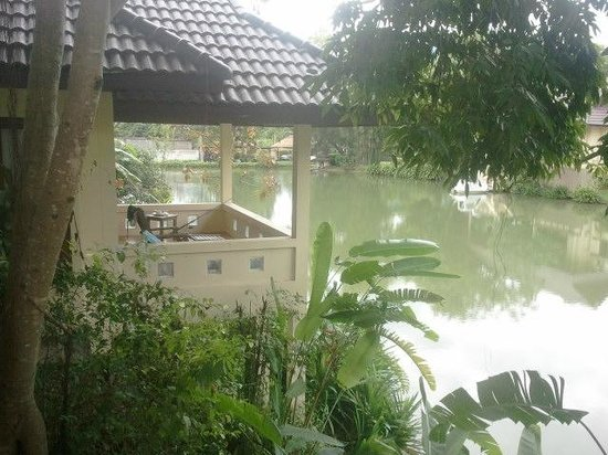 Suansawan Resort Chiang Mai: little lake