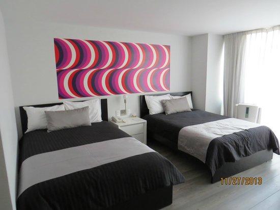 Hotel El Ejecutivo: Habitación doble