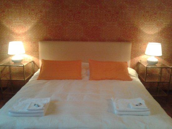 LuganoBella Bed&Breakfast : Camera Marie d'Agoult