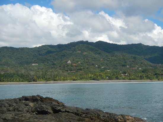 Hotel Punta Islita, Autograph Collection: View of the Resort from the end of the Beach