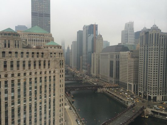 Holiday Inn Chicago Mart Plaza River North : From 16th floor