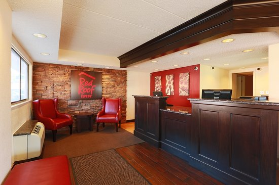 Red Roof Inn Grand Rapids: Lobby