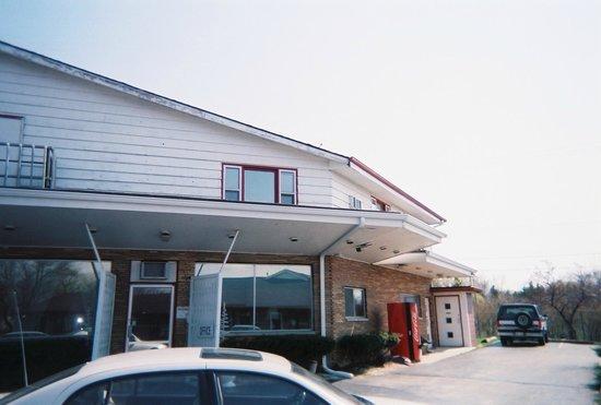 Port Zedler Motel: Motel/lobby
