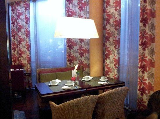 Crowne Plaza Porto: Comedor