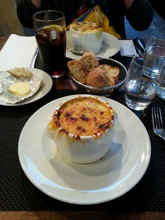 Flottes: Amazing French Onion Soup