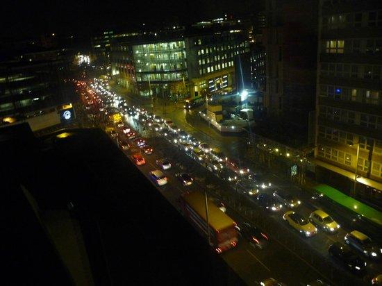 The Britannia Nottingham Hotel: Rush Hour