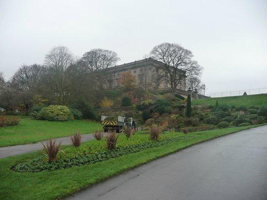The Britannia Nottingham Hotel: Castle