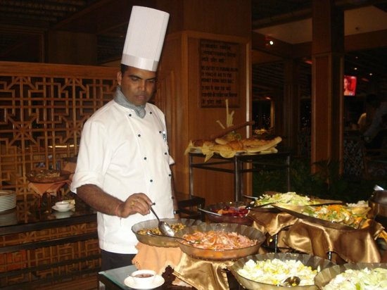 The Resort: Chef Pawan Lal