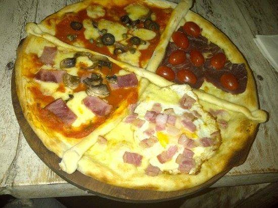 Goodys: 4 stagioni amore mio pizza