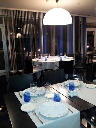 Axor Barajas Hotel: Comedor