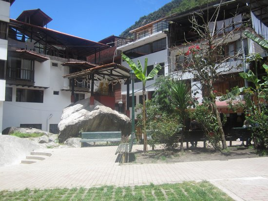 Taypikala Hotel Machupicchu: first look