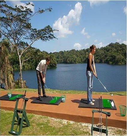Melia Panama Canal : Golf Driving Range