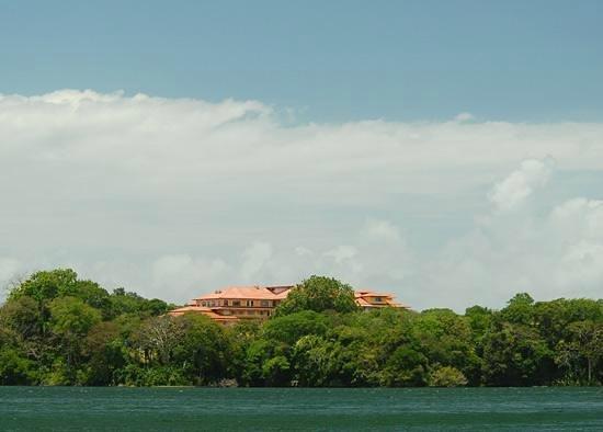 Melia Panama Canal : Vista desde el lago Gatun