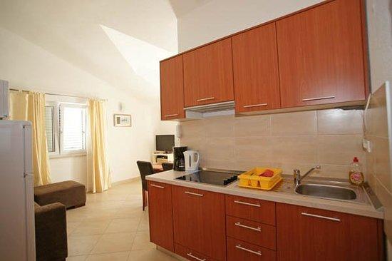 Schlafzimmer 7 Villa Luna Trogir
