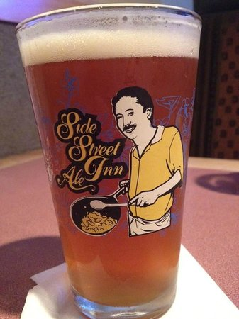 Side Street Inn: Refreshing Ale