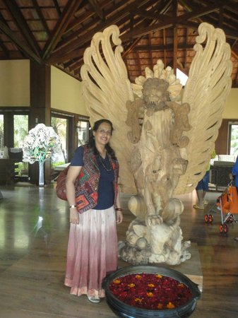 Madhubhan Resort & Spa : Lobby