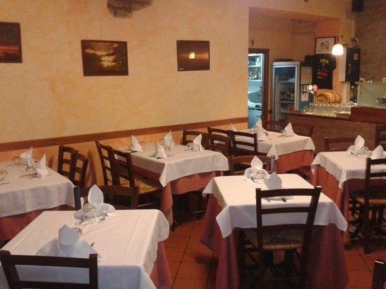 Il Castaldo: Sala interna