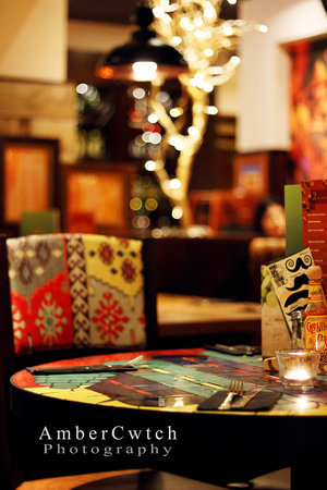 Chiquito - Bristol - Aspects: Table for 2