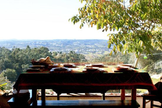 Taberna do Castelo: landscape...