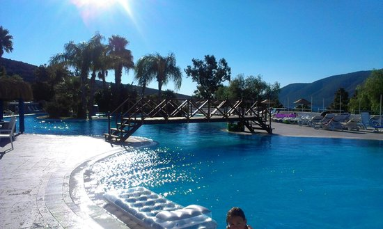 Bodrum Holiday Resort & Spa : Basen Główny