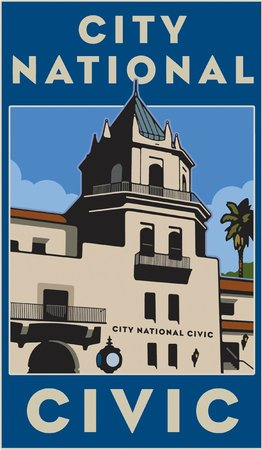 The City National Civic: City National Civic Logo
