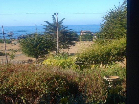 Circa '62 at the Inn at Schoolhouse Creek: Ocean views from tables