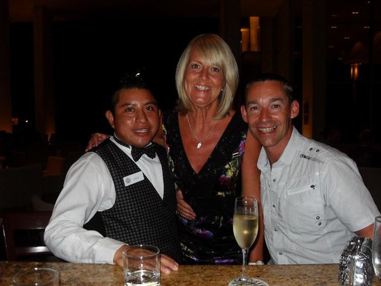 Luxury Bahia Principe Sian Ka'an Don Pablo Collection: Us with the lovely Jesus