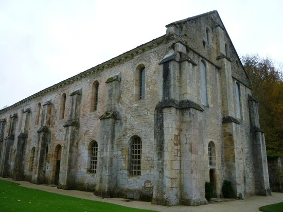 Abbaye de Fontenay: La forge, fin XIIe siècle