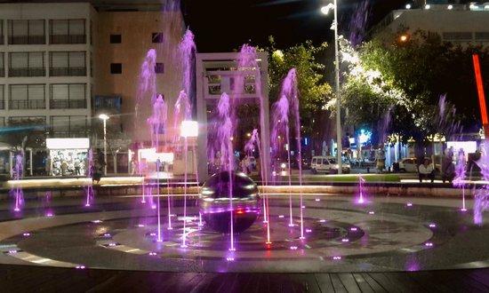 Inter Active Atzmaut Square: New Kikar Atsmaut