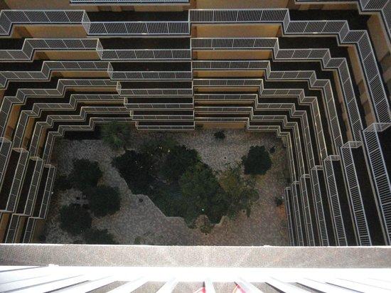 International Palms Resort & Conference Center: Vista do último andar