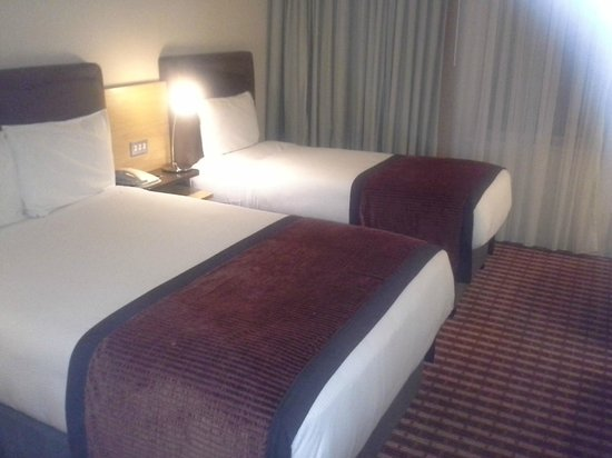 The Croke Park: Bedroom