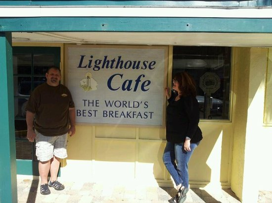 Lighthouse Cafe: Lighthouse Thanksgiving