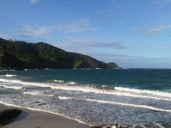 Brava Beach: Sus olas