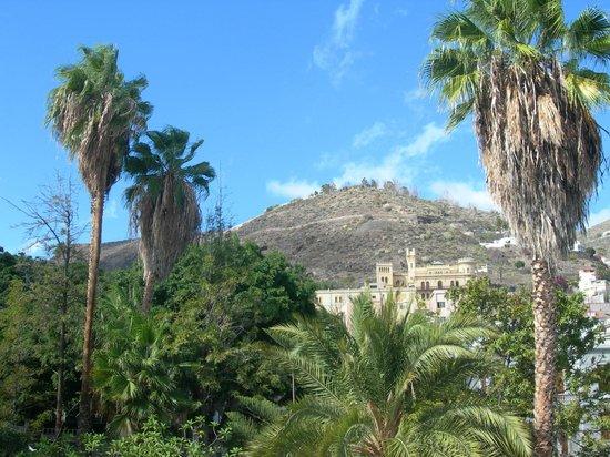 Hotel Colon Rambla: View from the balcony