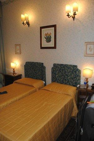 Hotel Hermitage : Room