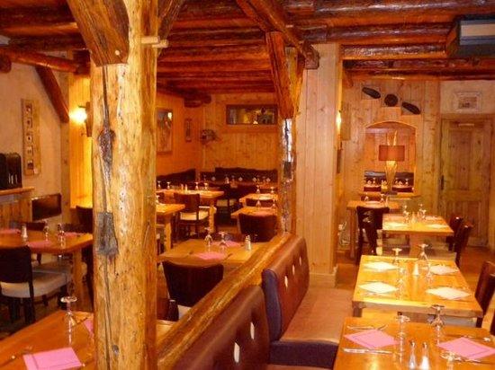 La Marmotte: Le restaurant
