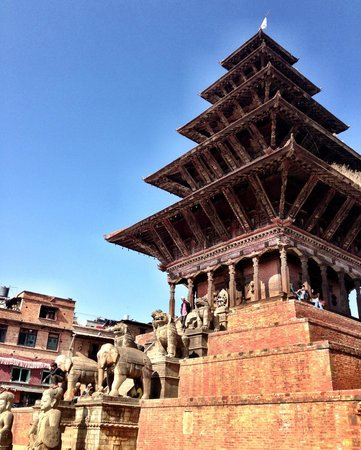 Breakfree Adventures - Private Day Tours: Bhaktipur