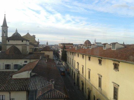 Albergo Hotel Panorama Firenze: Non è un bel Panorama?