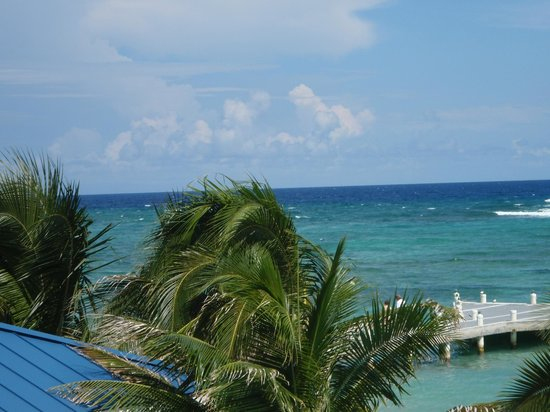 Wyndham Reef Resort : View
