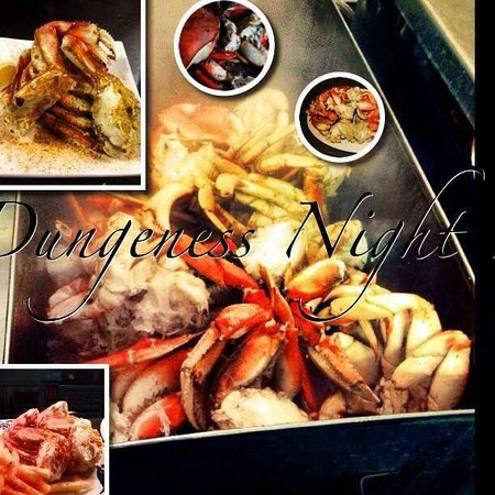 Feby's Fishery: Tuesday and Thursday All-you-can-Eat Dungeness Crab