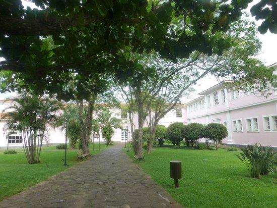 Belmond Hotel das Cataratas: Grounds of the hotel