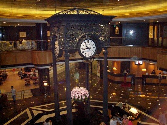 Orchard Hotel Singapore: Orchard Hotel Lobby